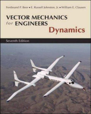 Cover of Vector Mechanics for Engineers