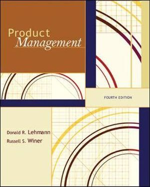 Cover of Product Management