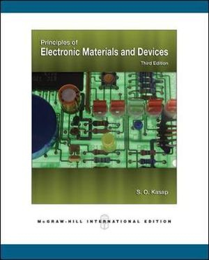 Cover of Principles of Electronic Materials and Devices