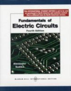 Cover of Fundamentals Of Electric Circu