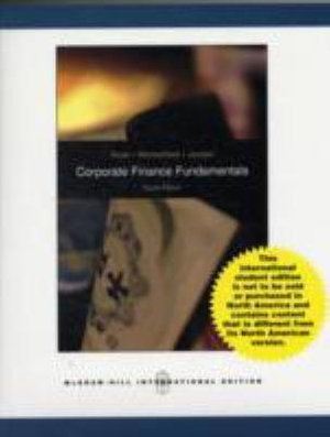 Cover of Corporate Finance Fundamentals