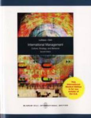 Cover of International Management