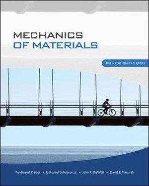 Cover of Mechanics of Materials