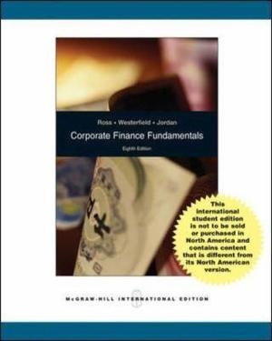 Cover of Corporate Finance Fundamentals