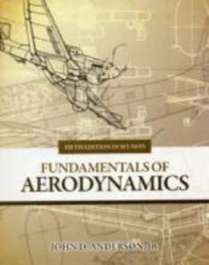Cover of Fundamentals of Aerodynamics