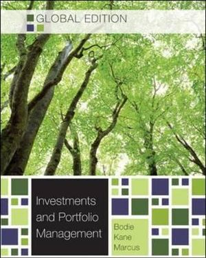 Cover of Investments and Portfolio Management