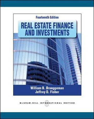 Cover of Real Estate Finance and Investments
