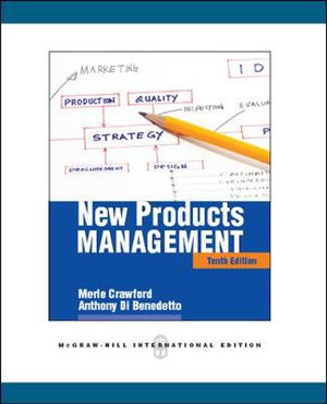 Cover of New Products Management