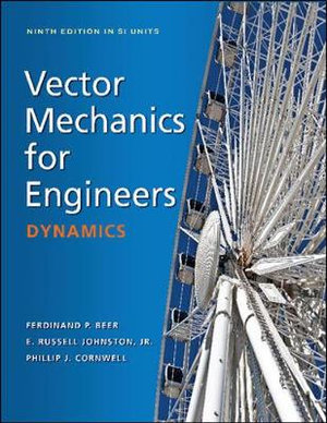 Cover of Vector Mechanics for Engineers: Dynamics (SI units)