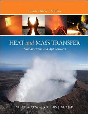 Cover of Heat and Mass Transfer (SI unit)