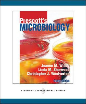 Cover of Prescott's Microbiology