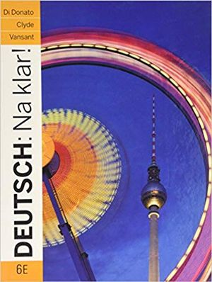 Cover of Deutsch: Na klar! An Introductory German Course (Student Edition)