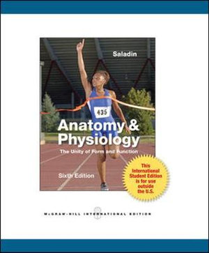 Cover of Anatomy and Physiology: The Unity of Form and Function