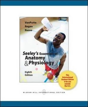 Cover of Seeley's Essentials of Anatomy and Physiology