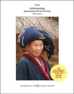 Cover of Anthropology