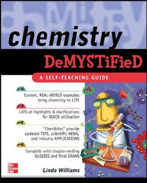 Cover of Chemistry Demystified
