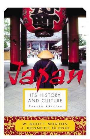 Cover of Japan: Its History and Culture