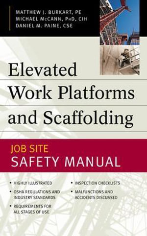 Cover of Elevated Work Platforms and Scaffolding