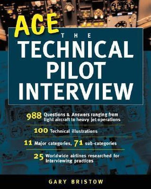 Cover of Ace the Technical Pilot Interview