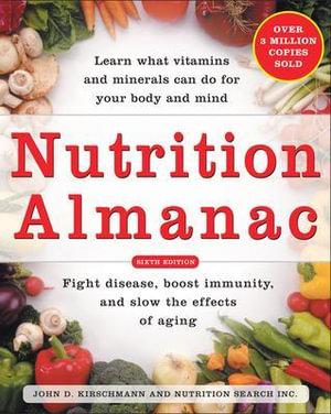 Cover of Nutrition Almanac