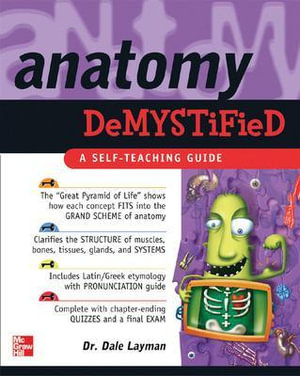 Cover of Anatomy Demystified