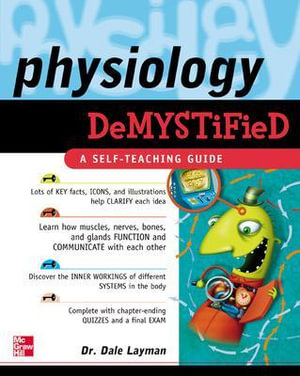 Cover of Physiology Demystified