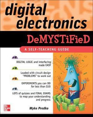 Cover of Digital electronics demystified
