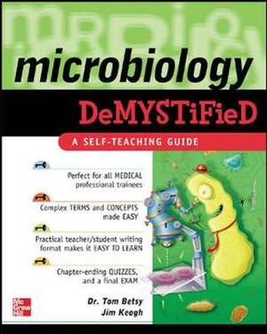 Cover of Microbiology Demystified