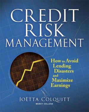 Cover of Credit Risk Management