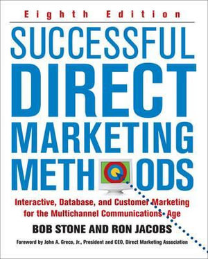 Cover of Successful Direct Marketing Methods