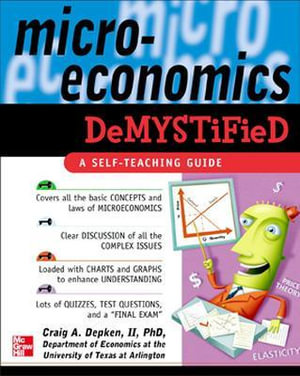 Cover of Microeconomics Demystified