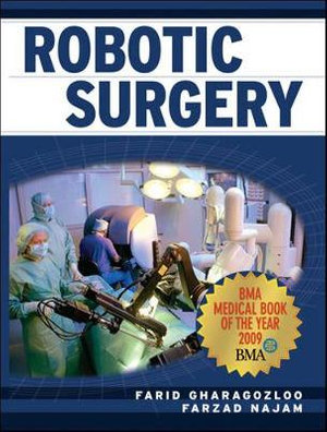 Cover of Robotic Surgery