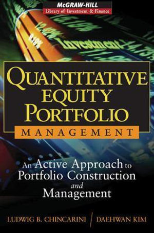 Cover of Quantitative Equity Portfolio Management