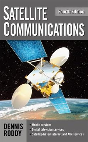 Cover of Satellite Communications, Fourth Edition