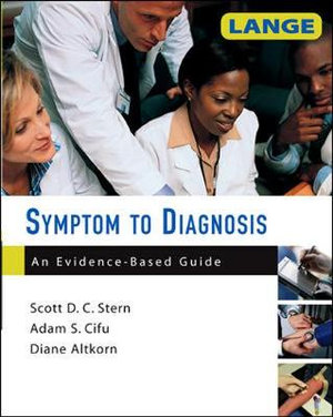 Cover of Symptom to Diagnosis