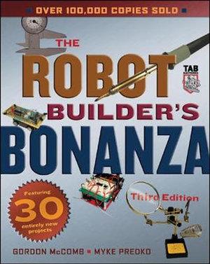 Cover of Robot Builder's Bonanza, Third Edition
