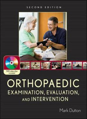Cover of Orthopaedic Assessment, Evaluation, and Intervention