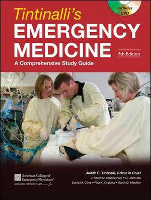 Cover of Tintinalli's Emergency Medicine