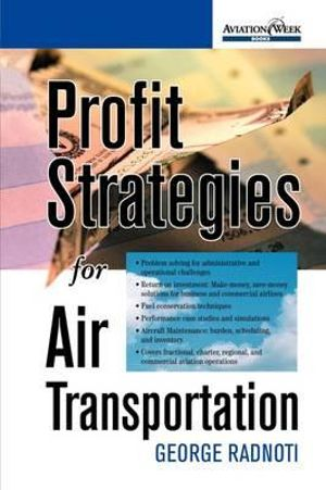 Cover of Profit Strategies for Air Transportation