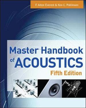 Cover of Master Handbook of Acoustics