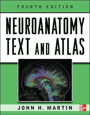 Cover of Neuroanatomy Text and Atlas, Fourth Edition