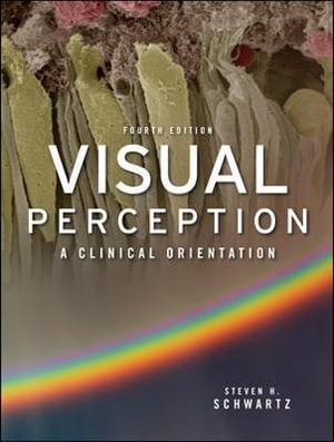 Cover of Visual Perception: A Clinical Orientation, Fourth Edition