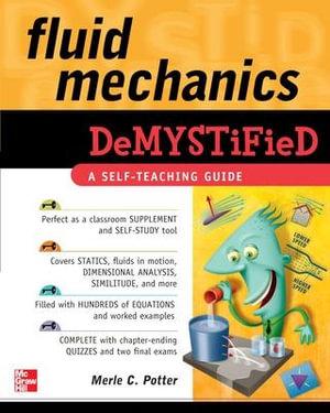 Cover of Fluid Mechanics DeMYSTiFied