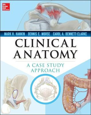 Cover of Clinical Anatomy: A Case Study Approach
