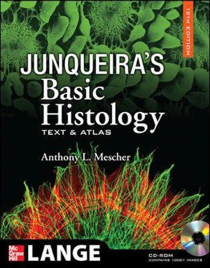 Cover of Junqueira's Basic Histology