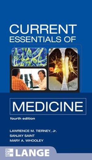 Cover of CURRENT Essentials of Medicine, Fourth Edition