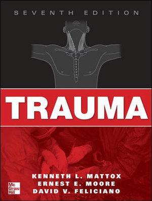 Cover of Trauma, Seventh Edition