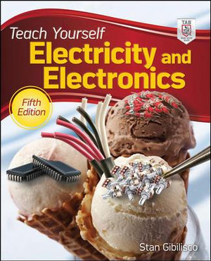 Cover of Teach Yourself Electricity and Electronics, 5th Edition