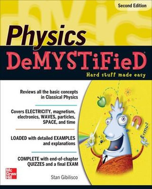 Cover of Physics DeMYSTiFieD, Second Edition