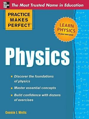 Cover of Practice Makes Perfect Physics
